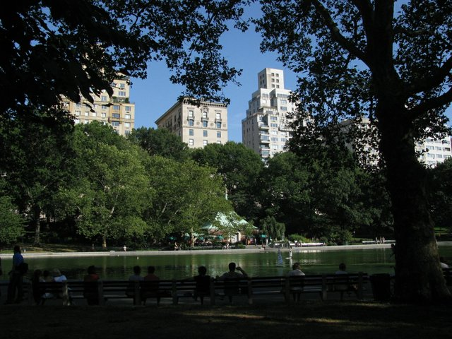 Conservatory Water