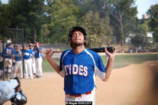 Base Ball Man