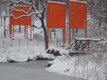 The Gates in the Snow