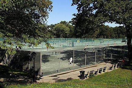 October Tennis