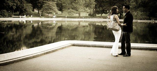 Conservatory Pond