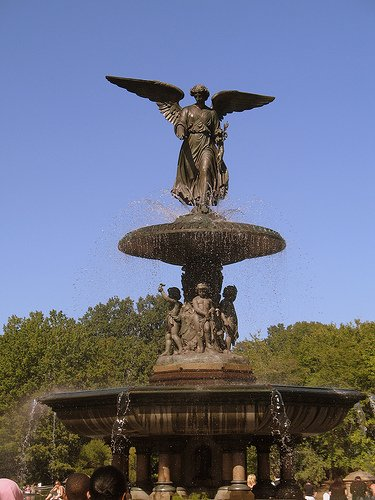 Angel of the waters- Bethesda