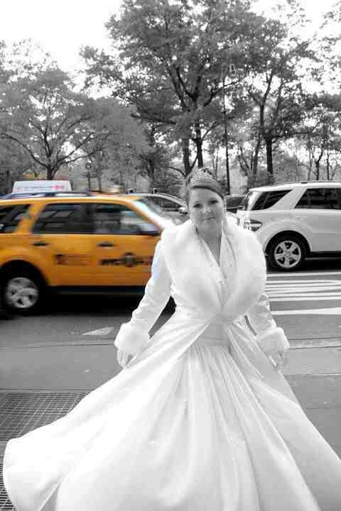 my new york wedding