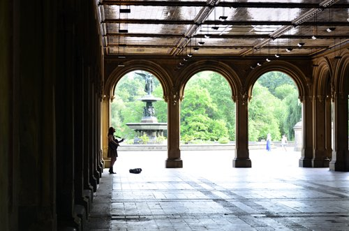 Bethesda Terrace Good memories.