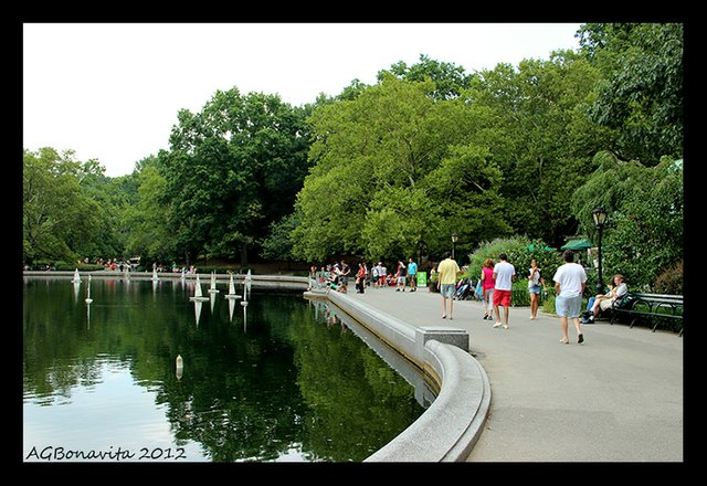 Conservatory Water III