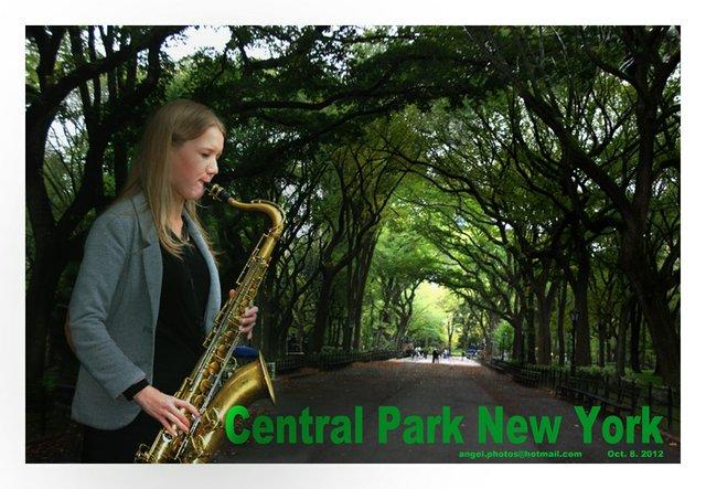 The New York saxophone