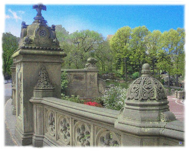 Central Park Bethesda Terrace 3