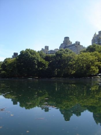 On The Conservatory Water