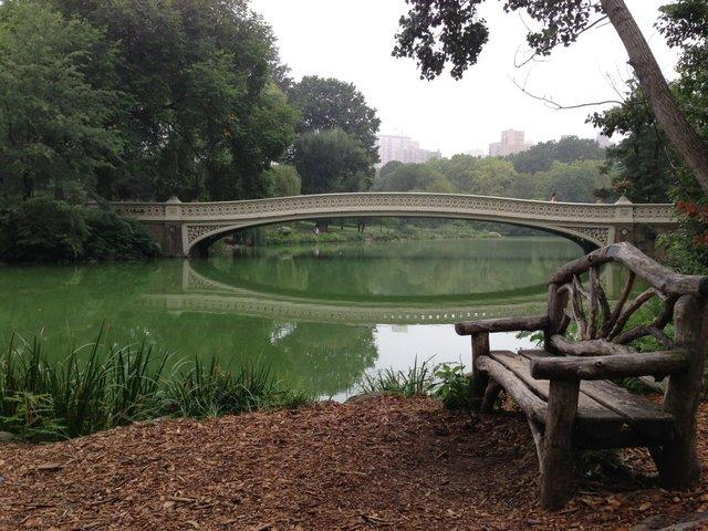 Central Park September 2013
