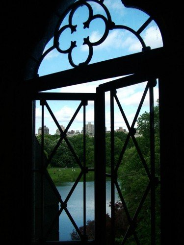 A view from Belverere Castle