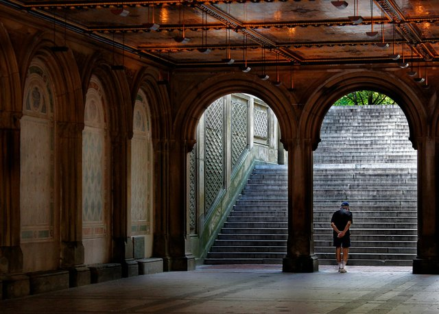 Photo of Bethesda Terrace