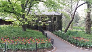 Prettiest Public Restroom in the World