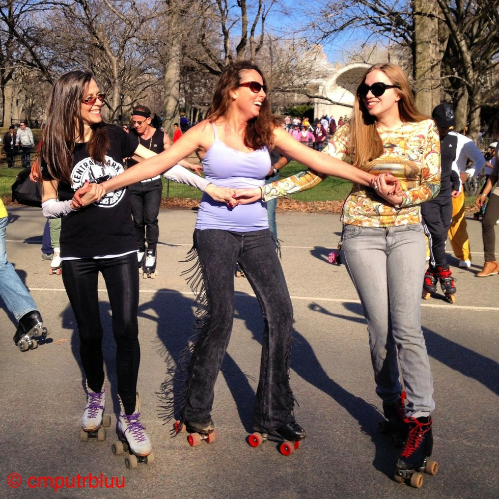 Central Park Dance Skaters Association