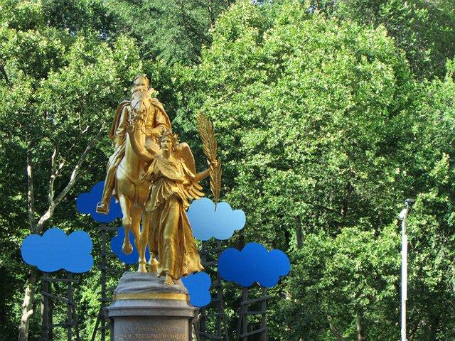 Columbia Triumphant