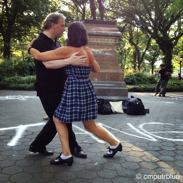 Shall We Dance / Central Park Tango