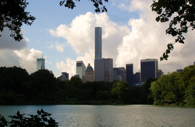 park skyline