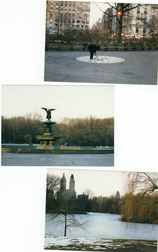 3 special places in Central Park