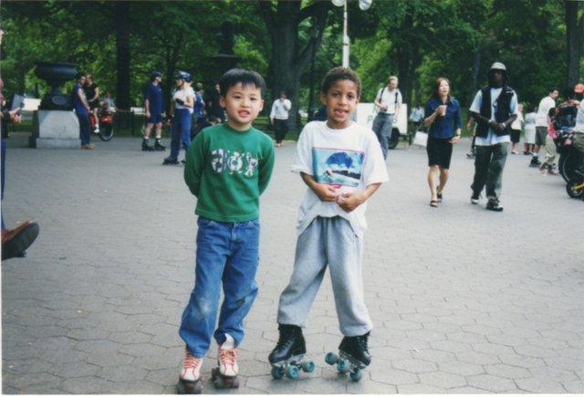 Kids Skaters