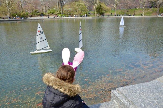 Easter in Central Park