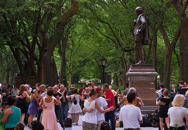 Central Park Tango