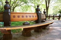 Adopt A Bench In Central Park