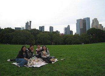 Scavenger Hunt List >> Picnics in Central Park