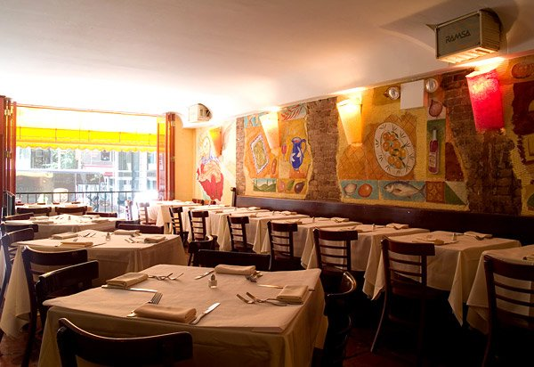 Top 10 Restaurants Near Central Park