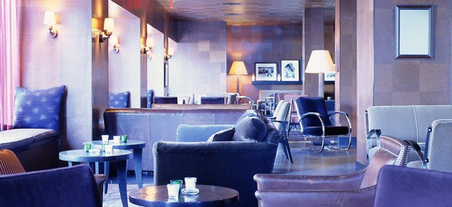 Central Park Restaurants and Bars