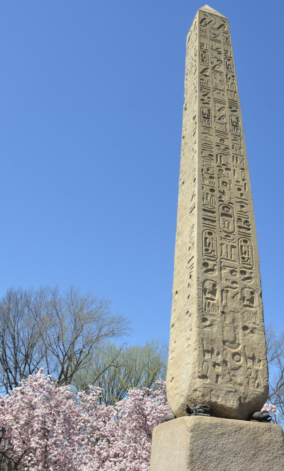 10 Little Known Facts About The Central Park Obelisk