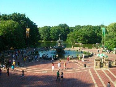 Bethesda Fountain Plaza