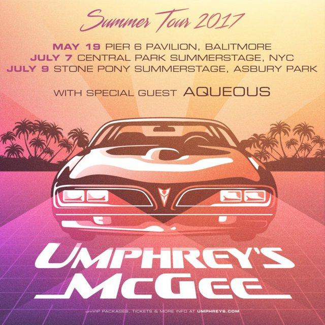 Umphrey's McGee / Aqueous