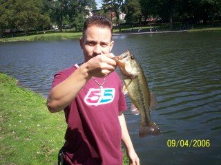 Large Mouth Bass Picture