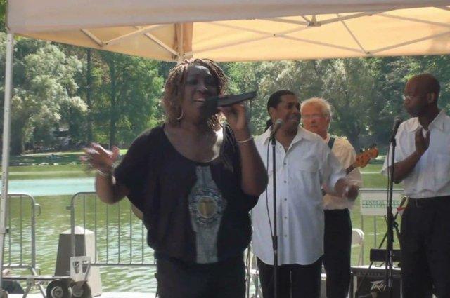 Harlem Meer Performance Festival