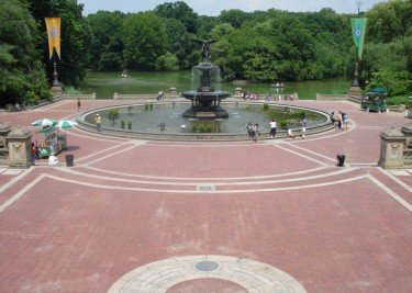 Bethesda Fountain & Plaza