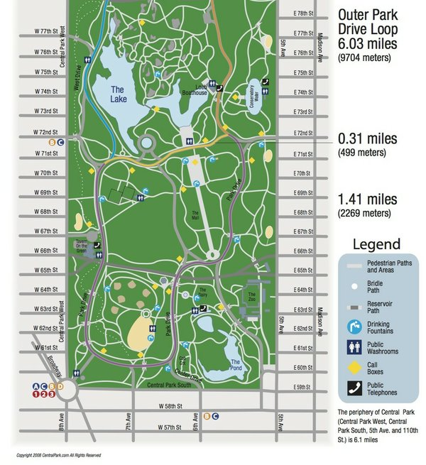 Central Park Running Map_thumbnail