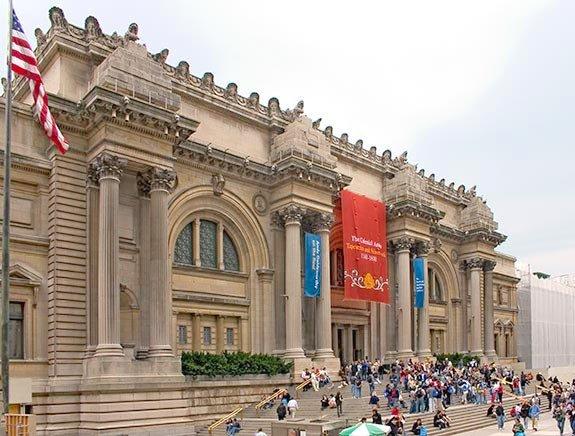 Met Art Calendar : Metropolitan museum of art in central park