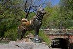 Balto Statue