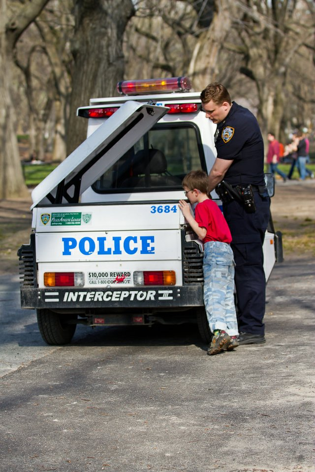 Central Park Police