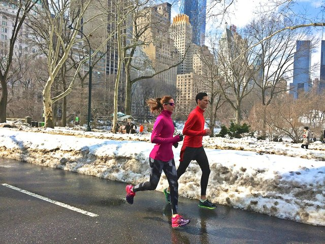 Lower Central Park Run
