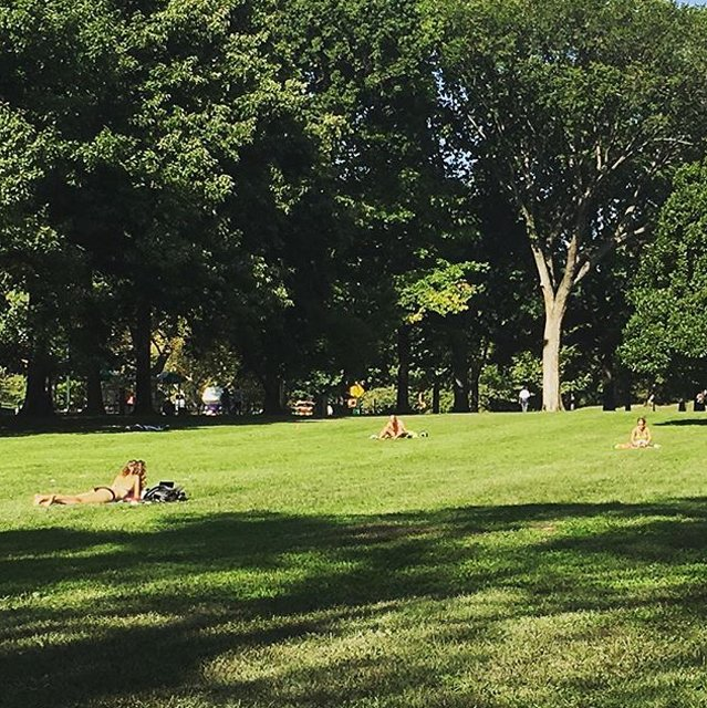 Central Park East Green