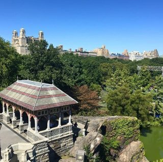 Belvedere Castle Terrace