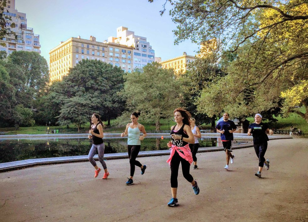 Exercising In Central Park Top Activities To Keep You In