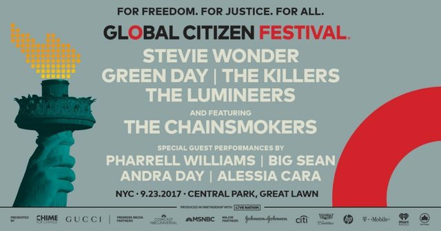 Global Citizen 2017