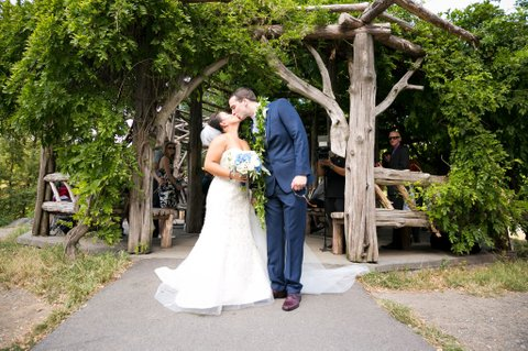 Wedding ceremonies in central park ceremony package includes junglespirit Choice Image