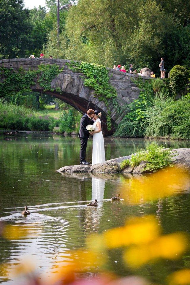 Gapstow Bridge Wedding Jpg