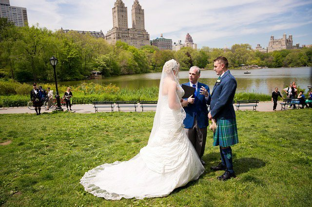 Cherry Hill Wedding Top Of The Rock