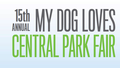 My dog loves Central Park