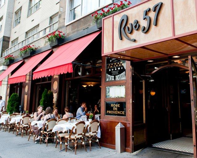 Rue57 Restaurant Jpg