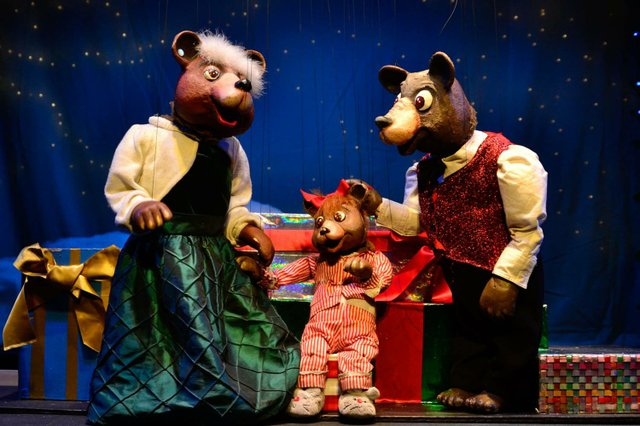 The 3 Bears Holiday Bash