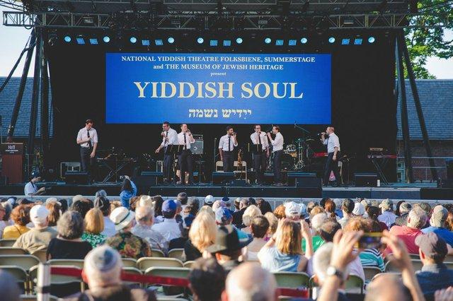 Yiddish Soul